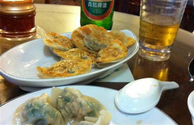 Peking Dumpling Wong