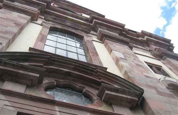 Iglesia de la Universidad