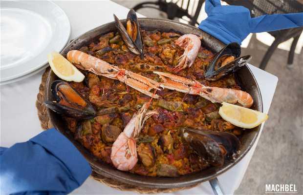 Restaurante Sa Font de N´Alis