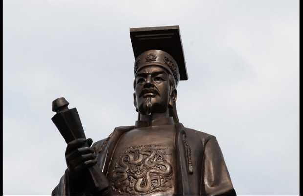 Monumento De Ly Thai To