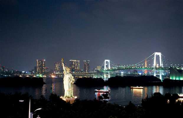 Odaiba a Tokio