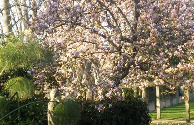 Route botanique jardins historiques