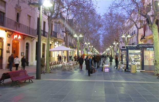 Promenade Principale