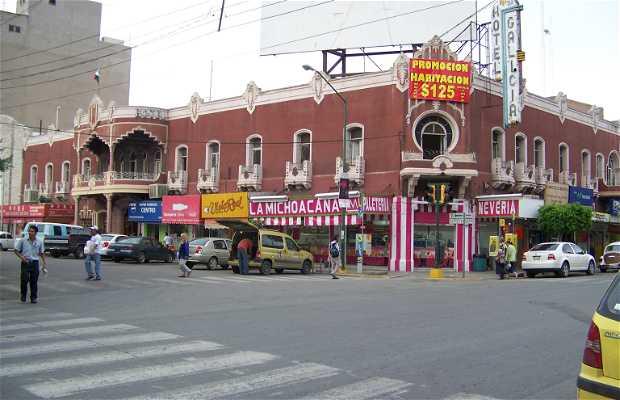 Place d' Armas Torreon