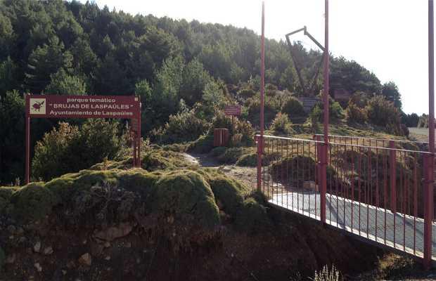 """Parque Tematico """"Brujas De Laspaules"""""""