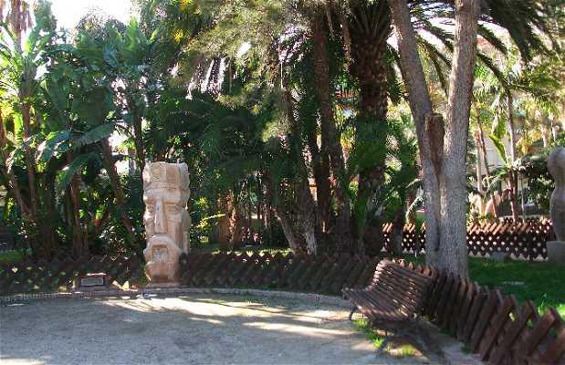 Parc sculptures Sirio