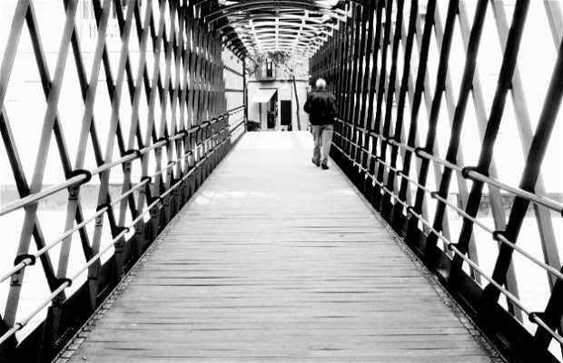 Peixeteries Velles Bridge