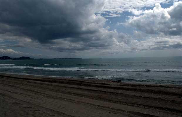 Playa de los Borrachos