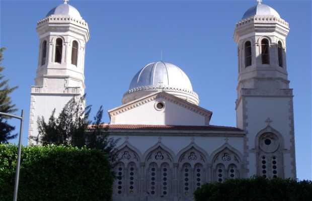 Catedral Agia Napa de Limassol