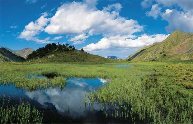 Parc Natural del Comapedrosa a Arinsal