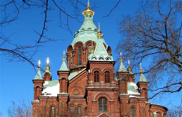Uspenski Cathedral (Uspenskin Katedraali)