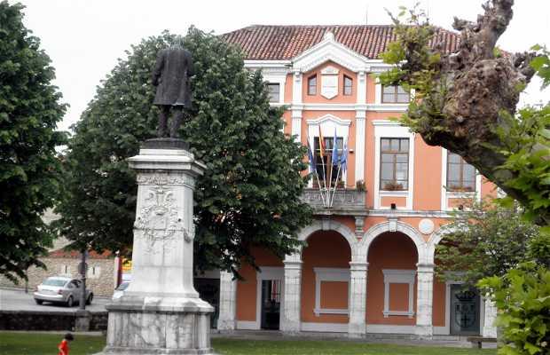 Monumento al Conde de Ribadedeva