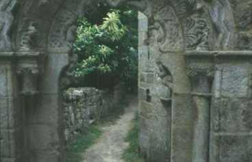 La ruta de los monasterios