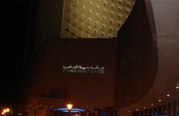 The Revolving Restaurant - Grand Nile Tower