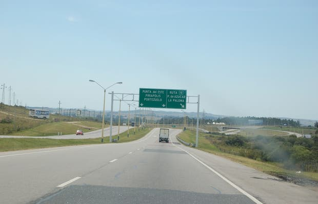 Uruguay Roads
