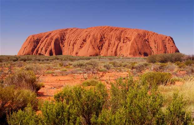 Uluru - A Rocha