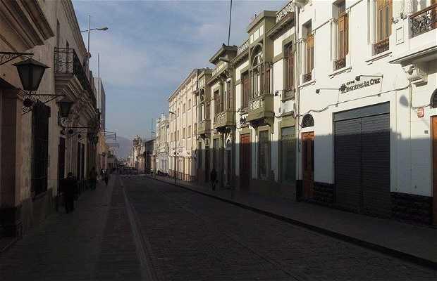 Calle la Merced