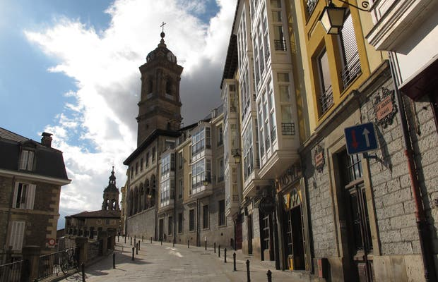 Vieux quartier de Vitoria