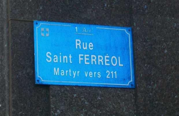 calle saint férréol