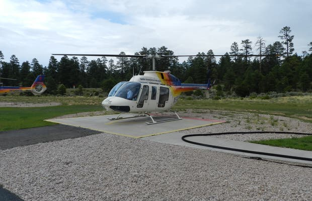 Papillon Grand Canyon Heliport
