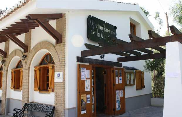 Oficina de turismo de la Alpujarra