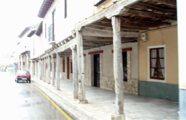 Ontiveros Street