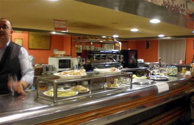 Restaurante Royal 1 (La Casa de las Corbatas)