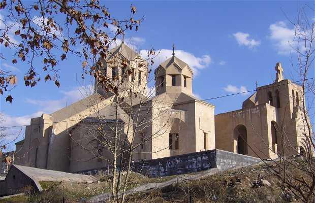 Cathédrale Nationale Grigor Lusavorich