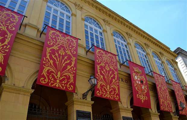 Teatro comunale Luigi Mancinelli