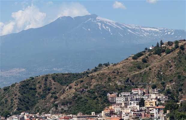 Rivage de Taormine