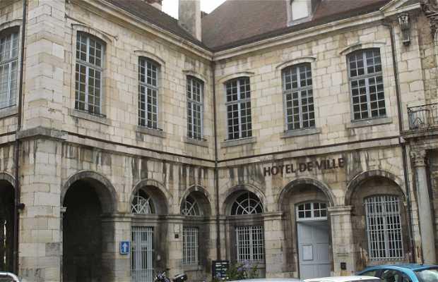Ayuntamiento Salins les Bains