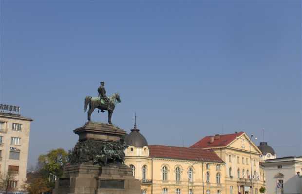 Estatua de Alexander II