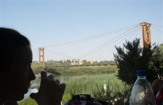 El río Eúfrates