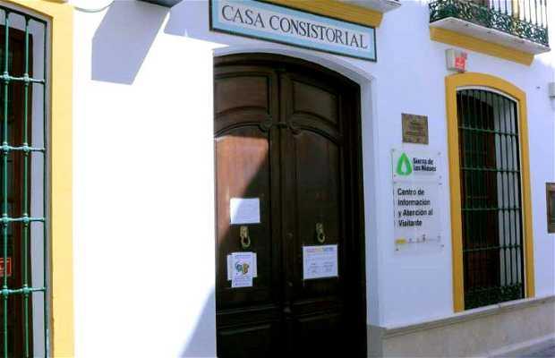Casa Consistorial de Ojén