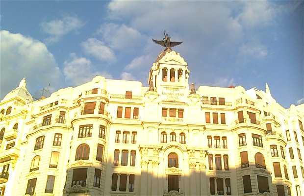 Edificio la Unión y el Fénix
