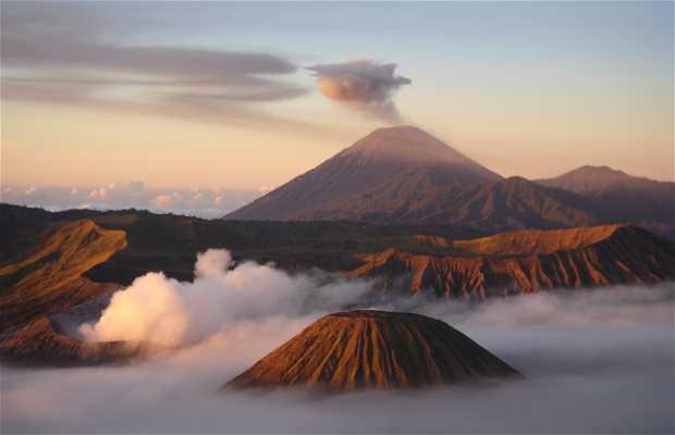 Mirador del volcán Bromo