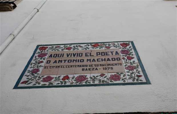 Casa Antonio Machado