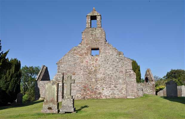 Abadía de Lindores e Iglesia de Abdey
