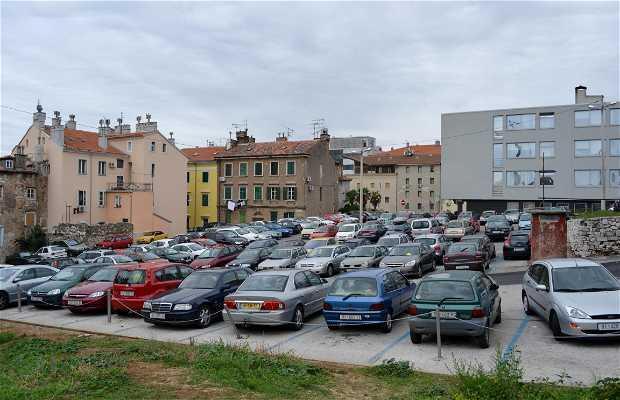 Parcheggio Gomila