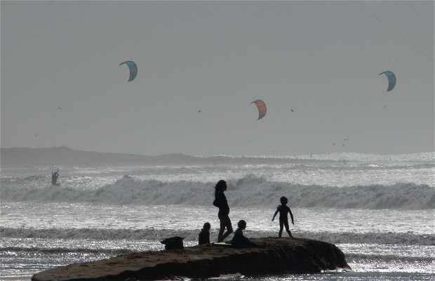 Playa Sur de Essaouira