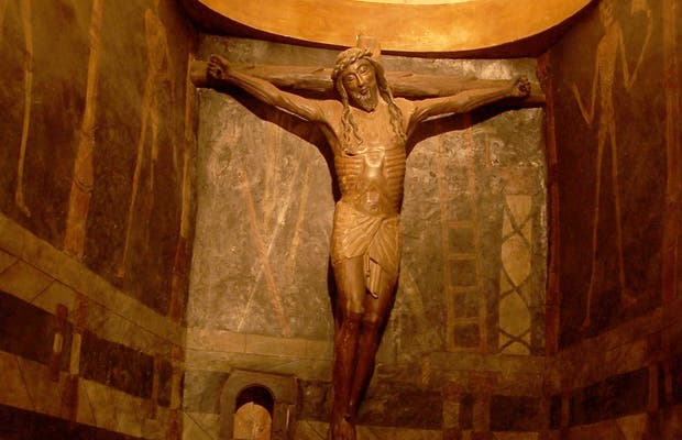 Chapel of Santo Cristo