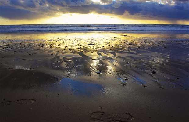 Las Redes Beach
