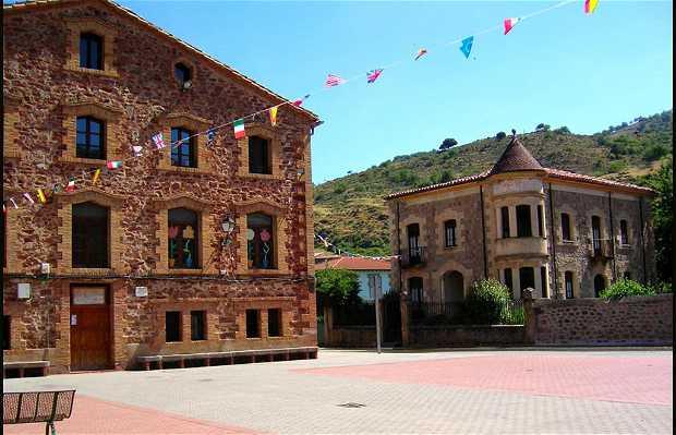 Las 7 villas