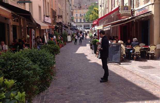 Rue des Maréchaux