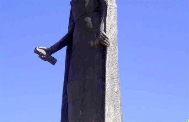 Monumento a Isabel la Católica