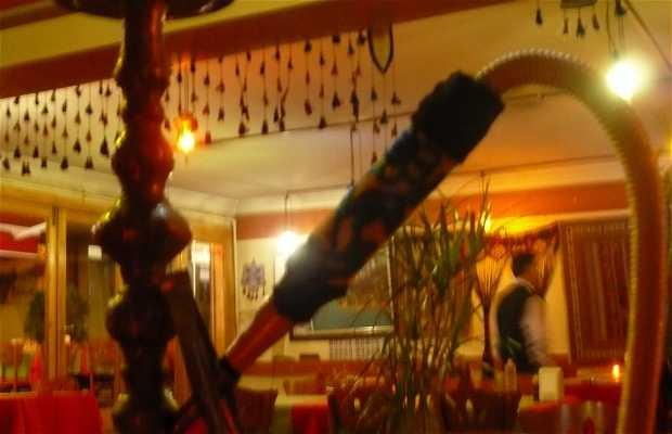 Restaurante y tetería Malko