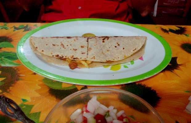 Le restaurant Quesadillas Vanessa
