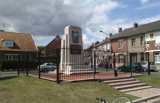 Monument dutrieux