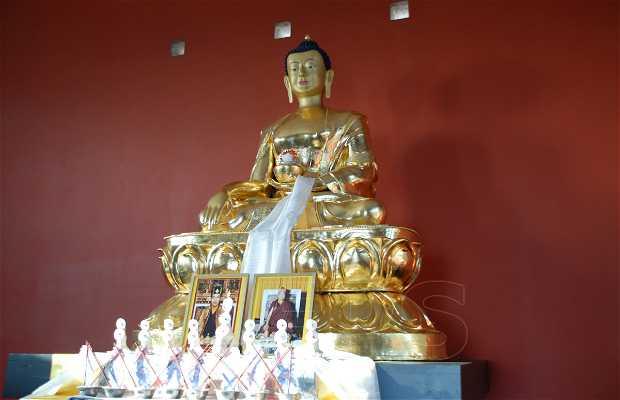 Estupa boudiste de Benalmadena