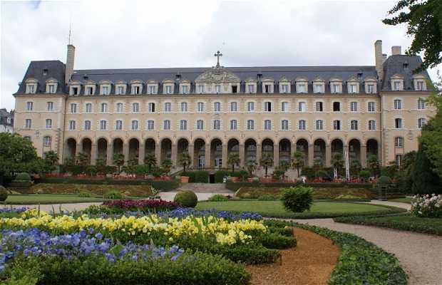 Jardin St Georges